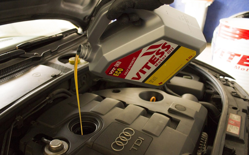 taller aceite vitess-3